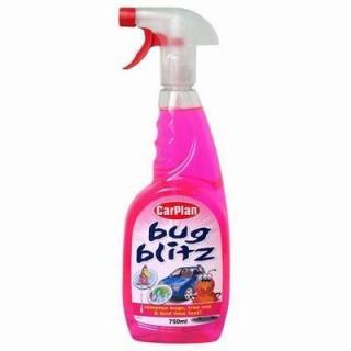 【CarPlan卡派爾】Bug Blitz 蟲屍快速去除劑