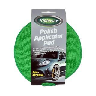 【CarPlan卡派爾】Triplewax 超細纖維上蠟棉