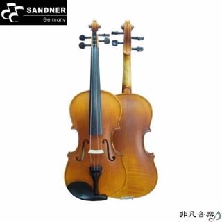 【非凡樂器館】SANDNER 法蘭山德小提琴(TV-16)