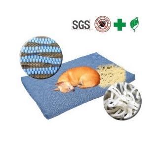 【COLOR】3D透氣彈性寵物QQ床(中小型犬/2色)