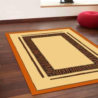 【范登伯格】薩斯狂野大地絲質地毯-娜娜(140x190cm)