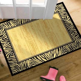 【范登伯格】薩斯狂野大地絲質地毯-紋風(70x105cm)