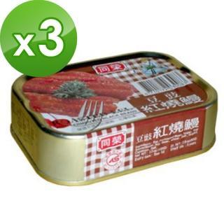 同榮豆豉鰻~易100g~3
