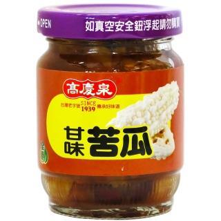 高慶泉甘味苦瓜(125g)