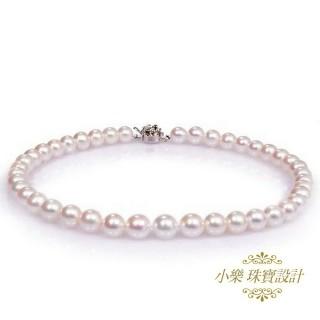 小樂珠寶-尊榮無比款-超美10-10.5mm3A天然珍珠項鍊
