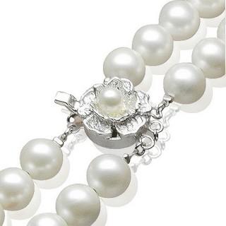 小樂珠寶-唯美氣氛-3A南洋深海貝珍珠項鍊