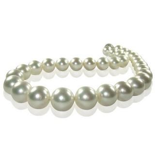 小樂珠寶-甜蜜流行-3A南洋深海貝珍珠項鍊