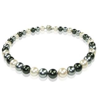 小樂珠寶-搶眼單品-3A南洋深海貝珍珠項鍊