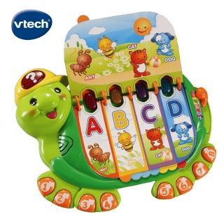 【Vtech】海龜寶寶字母學習書(快樂兒童首選玩具)