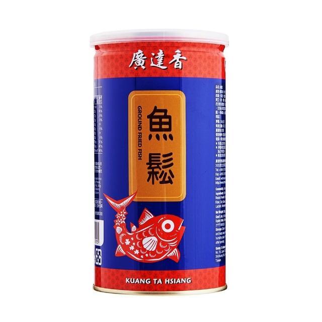 【廣達香】健康魚鬆230g(230g)