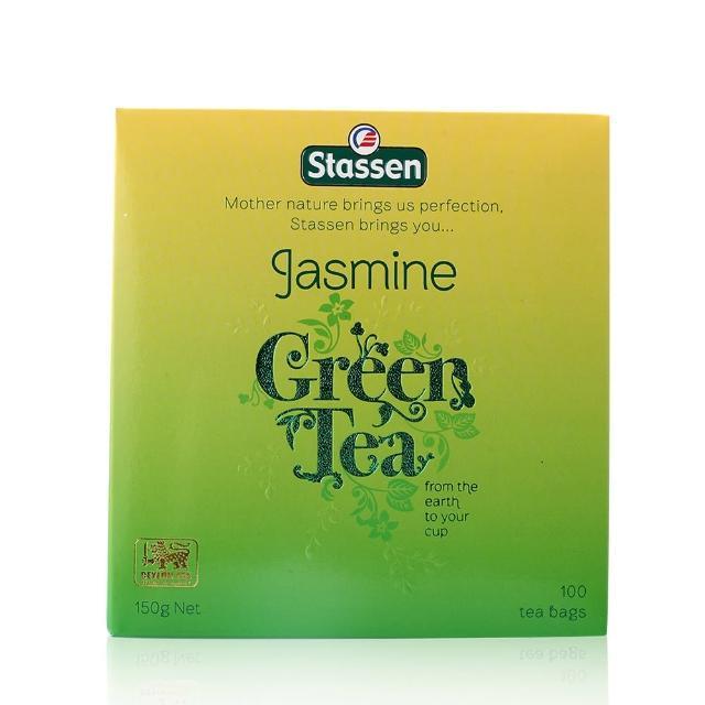 【司迪生】茉莉綠茶(1盒/100包)