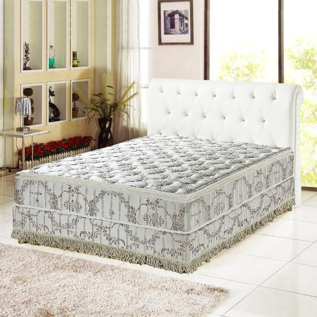 【睡芝寶 正三線RecoTex-Cool涼爽透氣 蜂巢式獨立筒床墊-單人3.5尺】