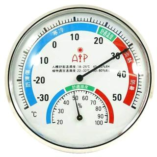 室內/外溫濕度計小(AIP-2102)
