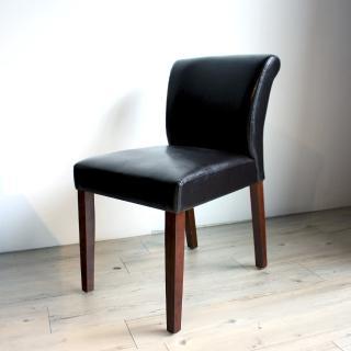 【A+俱】維娜斯舒適皮餐椅(4色)