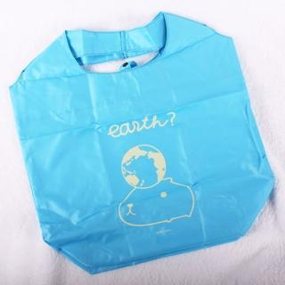 【Kapibarasan 】水豚君防水便利袋(藍)