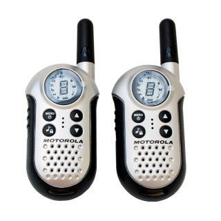 【MOTOROLA】無線對講機 T4(2支裝)