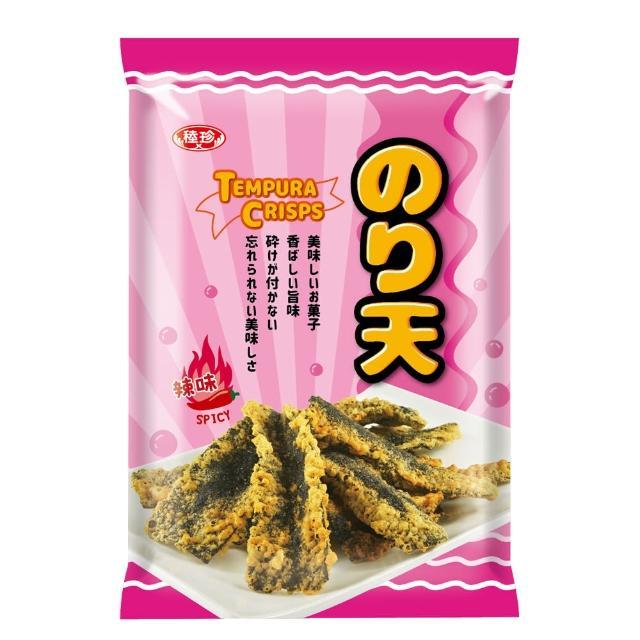 【小浣熊】天婦羅海苔(香辣味)