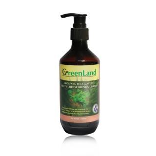 ~GreenLand~何首烏深層養護黑亮草本洗髮精 2 瓶