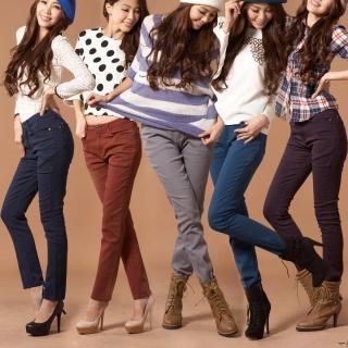 【RH】萬人詠嘆修身顯瘦牛仔褲新色上市(顯瘦細身褲全尺碼S-4L-7段)