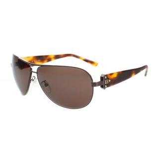 【ESCADA】-時尚太陽眼鏡(咖啡色)