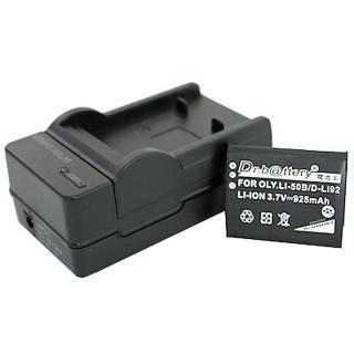 【電池王】For Panasonic VBX090高容量鋰電池+充電器組(WA2/WA20)