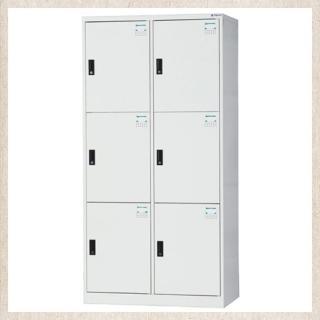 【時尚屋】DJ多用途鋼製置物櫃(16-4)