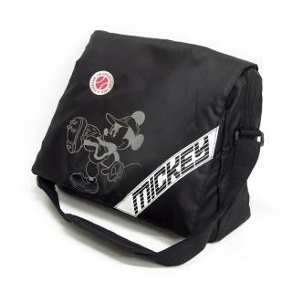 【酷博士】迪士尼DISNEY-光速黑潮運動側背包