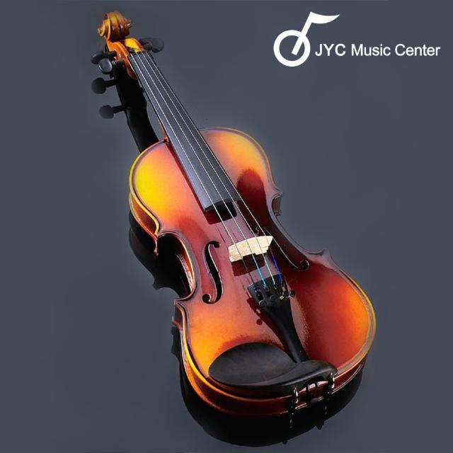 【JYC Music】JV-601雲衫面板小提琴(4/4-1/8)