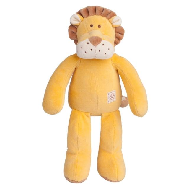 【美國miYim】有機棉安撫娃娃32cm(里歐獅子 32cm)