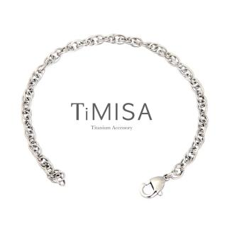 【TiMISA】流星雨 純鈦腳鍊