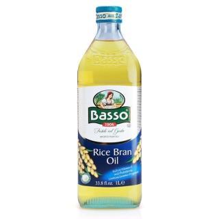 BASSO義大利純天然玄米油-超值組(M)