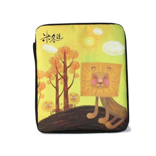 【NETSTYLER 自格包】米各說-方頭獅系列-躲貓貓(MeenaRL 米娜互換片)
