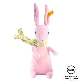 【STEIFF德國金耳釦泰迪熊】Crazy Rabbit 瘋狂兔(動物王國)