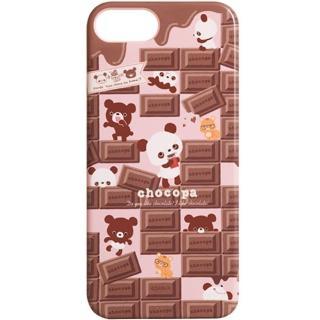 【San-X】巧克貓熊 iPhone 5 手機保護殼。行李箱