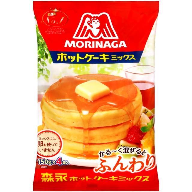【森永製果】德用鬆餅粉(600g)