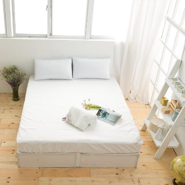 【A-nice】防水全包式加高保潔墊-枕套一對(只含枕頭套一對/專利認證)