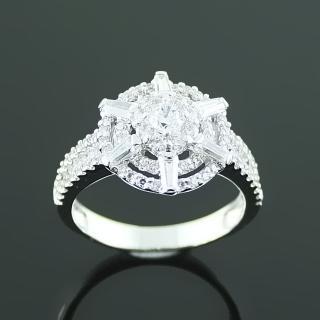 【Celosa珠寶】-純真晶鑽戒