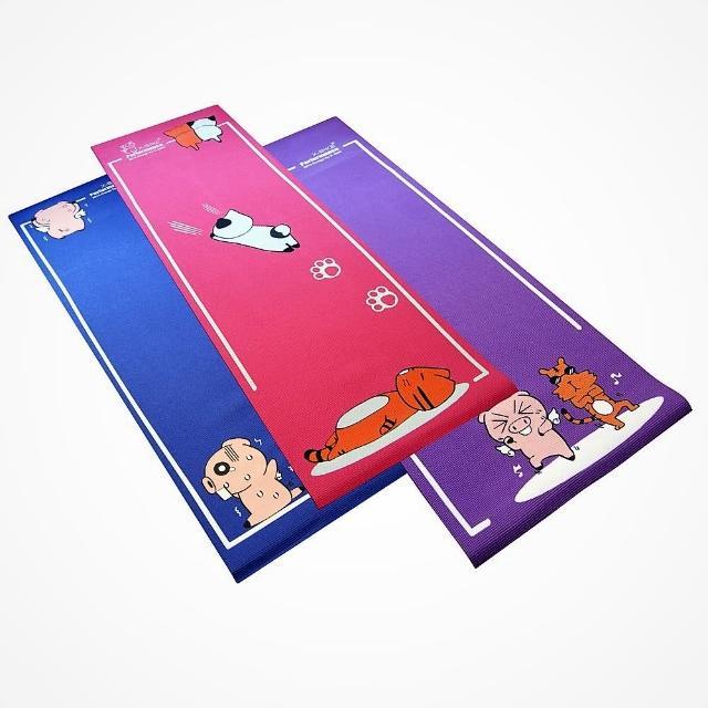 【X-BIKE 晨昌】卡通造型-環保無毒-瑜珈墊(SGS無毒檢驗合格)