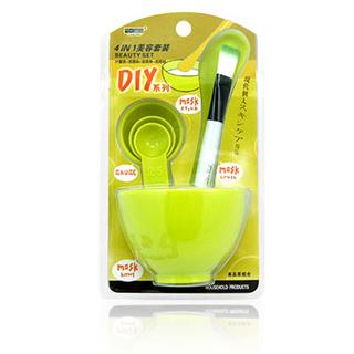 【iSFun】專業化妝4 IN 1美容DIY工具/隨機色