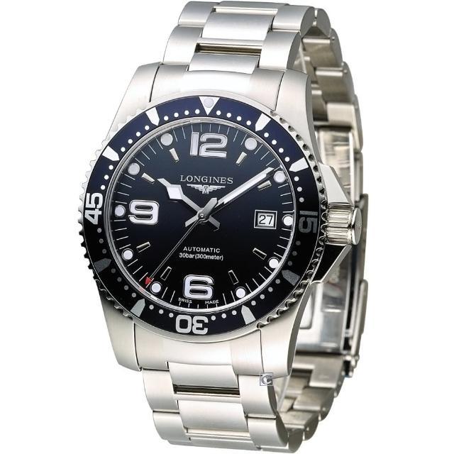 【LONGINES】SPORT 水鬼系列 機械潛水錶(L37424966)