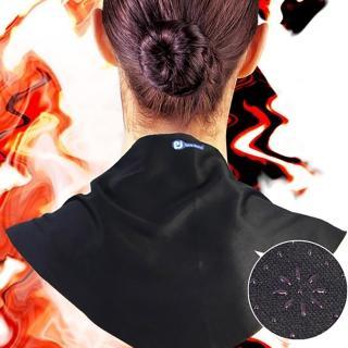 【台製商品】魔幻遠紅外線熱敷三角巾/熱敷帶