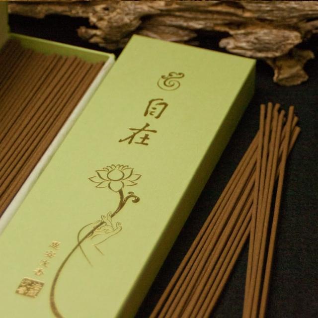 【法藏沉香】惠安沉香-自在七寸臥香(4盒入)