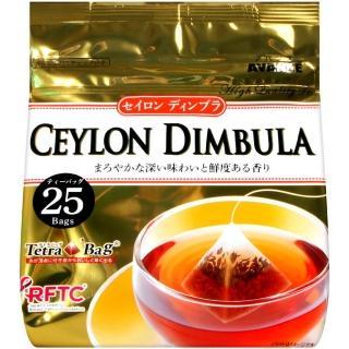 ~國太樓~立體三角包錫蘭紅茶 25袋