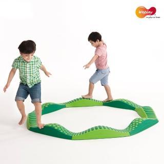 【Weplay】波浪觸覺步道(綠光森林)