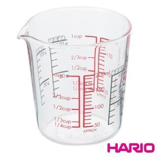 【HARIO】HARIO玻璃量杯200(CMJ-200)