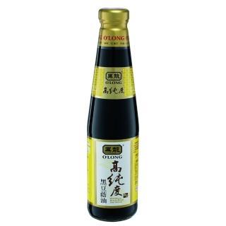 【黑龍】高純度黑豆蔭油(400ml)