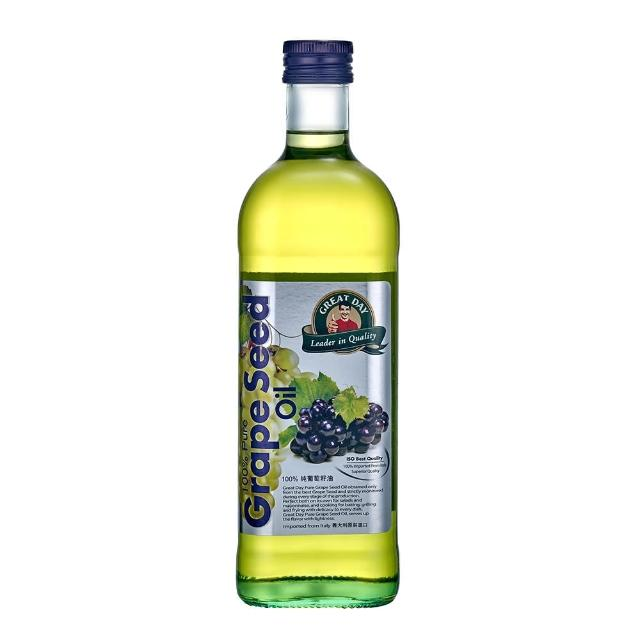 【得意的一天】義大利葡萄籽油(1L)