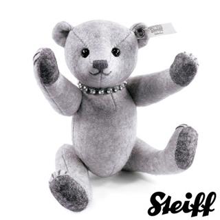 【STEIFF德國金耳釦泰迪熊】施華洛世奇水鑽泰迪熊(精選限量版)