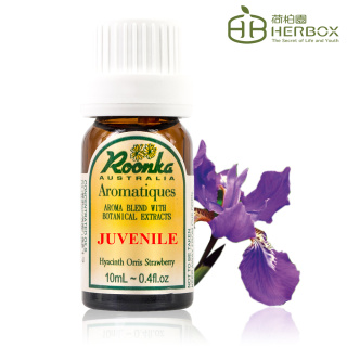 【Roonka 荷柏園】花漾青春複方精華 10ml(Juvenile)
