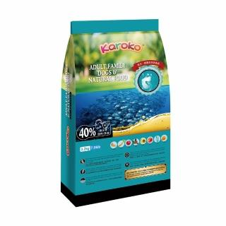 【KAROKO】渴樂果成犬飼料1.2kg-一般成犬、賽級犬、家庭犬專用 雞+魚